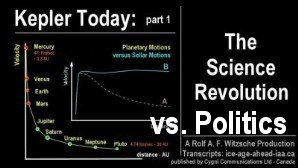 Link scene to video 'War Against Humanity Series' Kepler Today: Part 1: The Science Revolution.