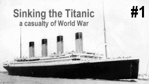 Link scene to video series 'Science Decapitated and Recovery' part 1: Sinking the Titanic.