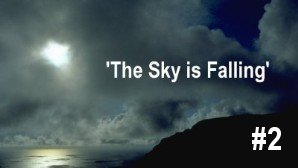Link scene to video series 'Science Decapitated and Recovery' part 2: The Sky is Falling.