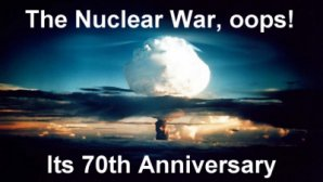 Link scene to video 'War Against Humanity Series:' Nuclear War, oops! Its 70th Anniversary.