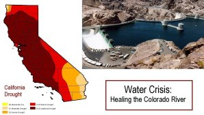 Link scene to video page: The California Water Crisis: Healing the Colorado River.