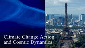 Link scene to video page: Climate Change Action and Cosmic Dynamics.