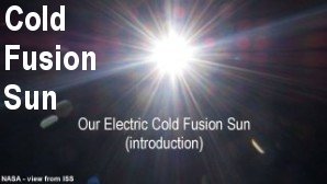 Link scene to video series: Our Electric Cold Fusion Sun: Introduction.