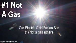 Link scene to video series: Our Electric Cold Fusion Sun, part 1: Not a Gas Sphere.