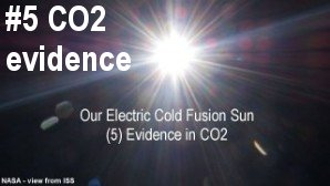 Link scene to video series: Our Electric Cold Fusion Sun, part 5: Evidence in CO2.