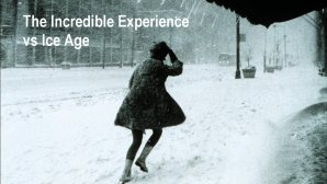 Link scene to video page: The Incredible Experience vs. the Ice Age.