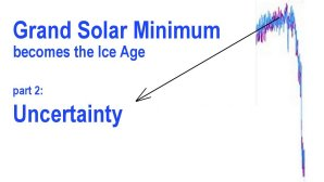 Link scene to video page: Grand Solar Minimum becomes the Ice Age part 2: Umcertainty.