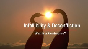 Link scene to video page: Infallibility and Deconfliction: What is a Renaissance?