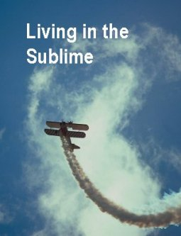 Link, book cover image for history research by Rolf Witzsche: Living in the Sublime.