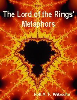Link, book cover image for history research by Rolf Witzsche: The Lord of the Rings' Metaphors.