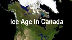 Link scene to artices series 'Ice Age in Canada'.